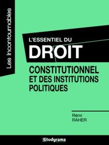 Essentiel Droit Constitutionnel