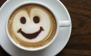 cafe smiley