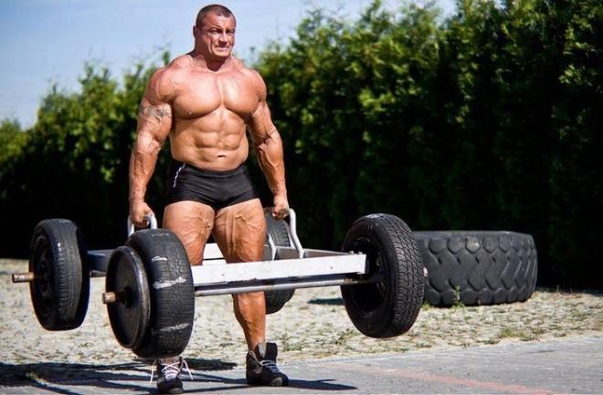 Somebody with a body - pourquoi vous devez devenir plus fort physiquement et prendre le temps de vous occuper de votre corps