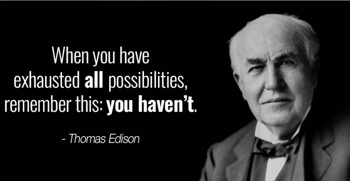 Le Paradigme D Edison Pour Entreprendre Et Reussir S Entourer