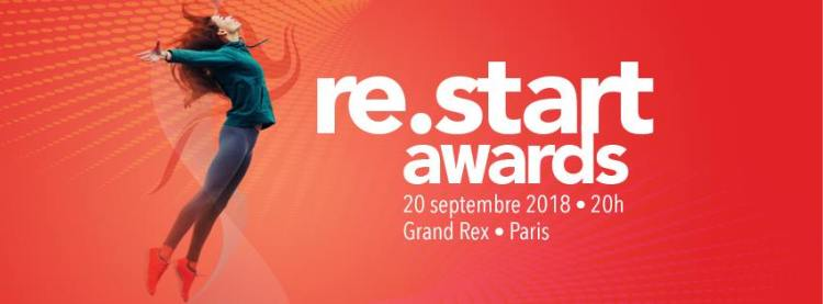 1ère cérémonie des Re.Start Awards